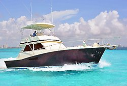 Cancun Fishing - Super Luxury