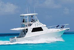 Cancun Fishing - Full Size Boat