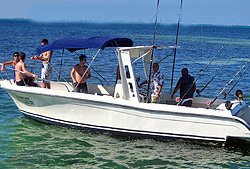 Cancun Fishing - Economy Boat