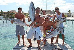 Cancun Fishing - Shared Fishing Trips