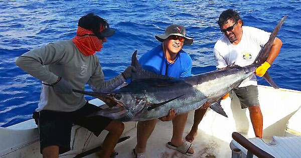 Cancun fishing charters frequently asked questions for Deep sea fishing mexico